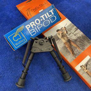 Bipods, Rests & Shooting Sticks